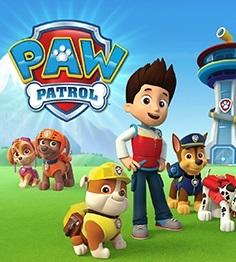 Paw Patrol (Šunyčiai Patruliai)