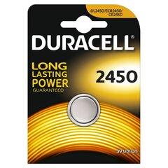 Elementas Duracell DL2450 1vnt.