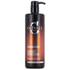 Šampūnas tamsiems plaukams Tigi Catwalk Fashionista 750 ml