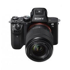 Sony A7 II 28-70mm OSS, (ILCE-7M2K/B) | (α7 II) | (Alpha 7 II), Black kaina ir informacija | Skaitmeniniai fotoaparatai | pigu.lt