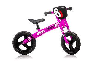 Balansinis dviratukas Dino bikes 150R-02, rožinis kaina ir informacija | Balansiniai dviratukai | pigu.lt