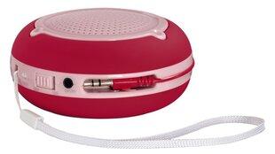 HAMA Pocket Mobile Speaker red