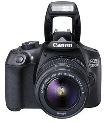 Canon EOS 1300D + EF-S 18-55mm DC III