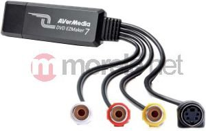 AVerMedia Video Grabber DVD EZMaker 7, USB 2.0 (61C0390000AK)