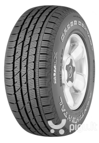 Continental ContiCrossContact LX 275/45R21 110 Y XL FR