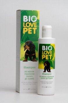 Šampūnas atbaidantis uodus Bema Eco Bio Love Pet 250 ml kaina ir informacija | Švaros reikmenys šunims | pigu.lt