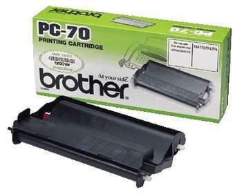 BROTHER PC70 PRINTING CARTRIDGE