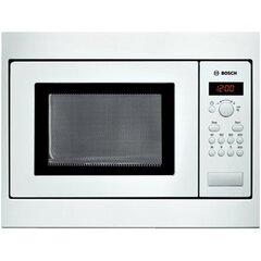 Bosch HMT75M521 Built-In Microwave Oven/800W/Capacity 17L/Digital Display/7 Programs/White