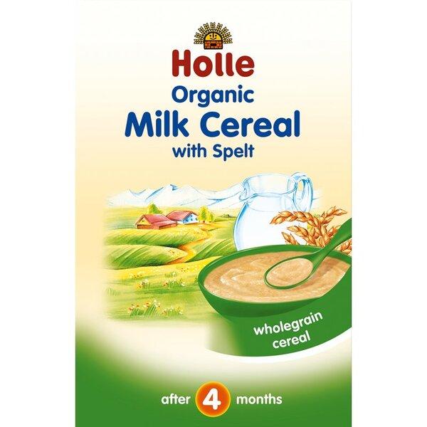 Ekologiška spelta pieno košė Holle, nuo 4 mėn., 250 gr