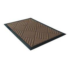 YORK durų kilimėlis Krata, 40x60 cm kaina ir informacija | Durų kilimėliai | pigu.lt
