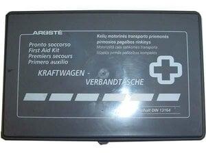 Automobilio pirmosios pagalbos rinkinys (vaistinėlė) DIN BD
