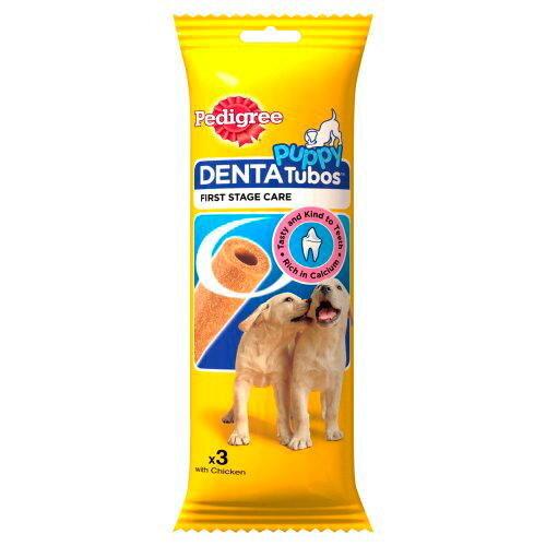 PEDIGREE Junior Denta Tubos (3 vnt.)