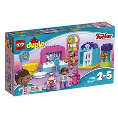Konstruktorius LEGO® DUPLO Daktarės McStuffins gyvūnų priežiūros centras 10828 kaina ir informacija | Konstruktoriai ir kaladėlės | pigu.lt