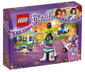 Konstruktorius LEGO® Friends Amusement Park Space Ride 41128 kaina ir informacija | Konstruktoriai ir kaladėlės | pigu.lt