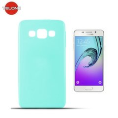 Telone Candy Ultra Slim 0.3mm Shine Jelly Back Case Samsung A310F Galaxy A3 Light Blue