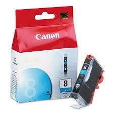 INK CARTRIDGE CYAN CLI-8C/0621B006 CANON цена и информация | INK CARTRIDGE CYAN CLI-8C/0621B006 CANON | pigu.lt