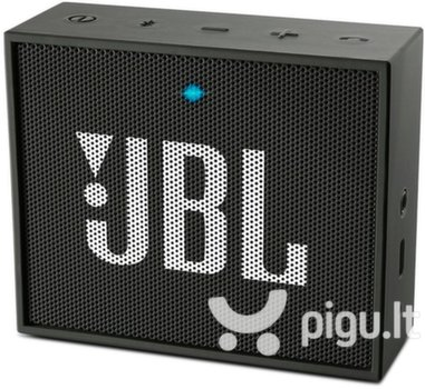 JBL GO Bluetooth 1.0, Juoda kaina ir informacija | Garso kolonėlės | pigu.lt