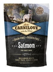 Carni Love Salmon for Adult 1,5kg kaina ir informacija | Carni Love Salmon for Adult 1,5kg | pigu.lt