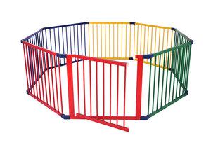 Apsauginė tvorelė maniežas, spalvota kaina ir informacija | Maniežai vaikams | pigu.lt