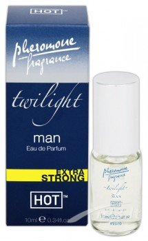 "Parfumuotas vanduo ""Twilight"" HOT 10 ml."