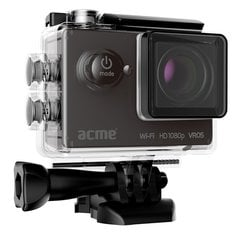 Veiksmo-aktyvaus sporto kamera ACME VR05 Full HD sports & action camera with Wi-Fi