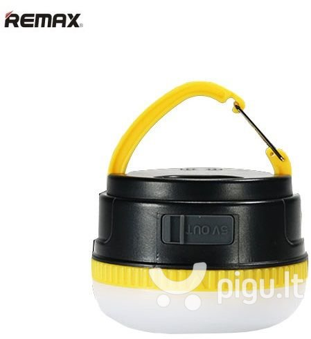 Power Bank Remax RPL-17 3000mAh su LED apšvietimu