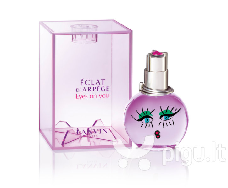 Kvapusis vanduo Lanvin Eclat D'Arpege Eyes On You EDP moterims 50 ml