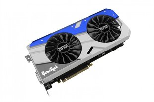 Palit GeForce GTX1080 GameRock 8GB DDR5 PCIE NEB1080T15P2G