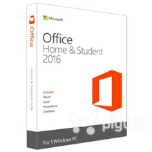 Microsoft 79G-04613 Office Home and Student 2016 Win Estonian