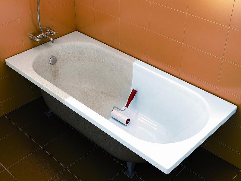 Ketaus vonių restauravimo rinkinys PENOSIL Premium BathCoating 760 ml