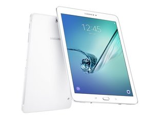 "Samsung Galaxy Tab S2 (2016) T819 9.7"" 4G, Balta"
