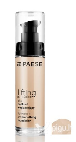 Makiažo pagrindas Paese Lifting Foundation 30 ml