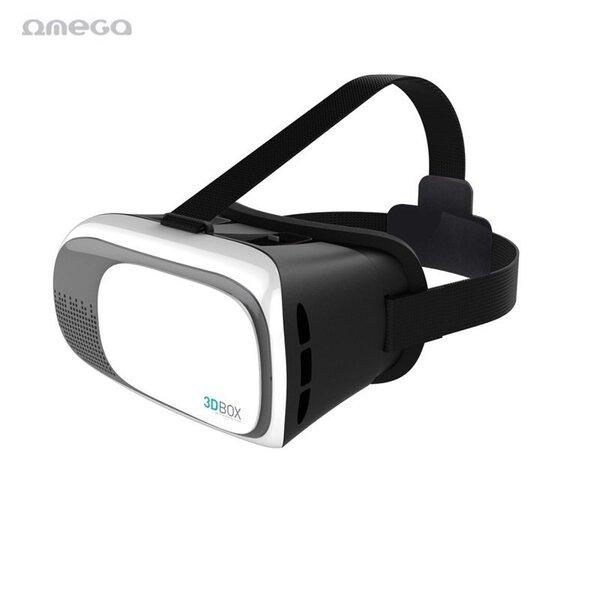 225cb00982 OMEGA 3D VIRTUAL REALITY GLASSES VR BOX (43420) KAINA | pigu.lt