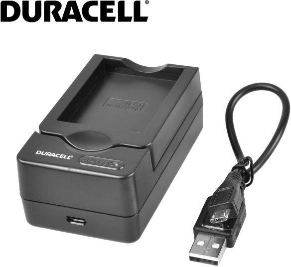 Kelioninis kroviklis Duracell, analogas Canon LC-E10E