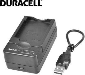 Kelioninis kroviklis Duracell, analogas Canon LC-E5E kaina ir informacija | Fotoaparatų krovikliai | pigu.lt
