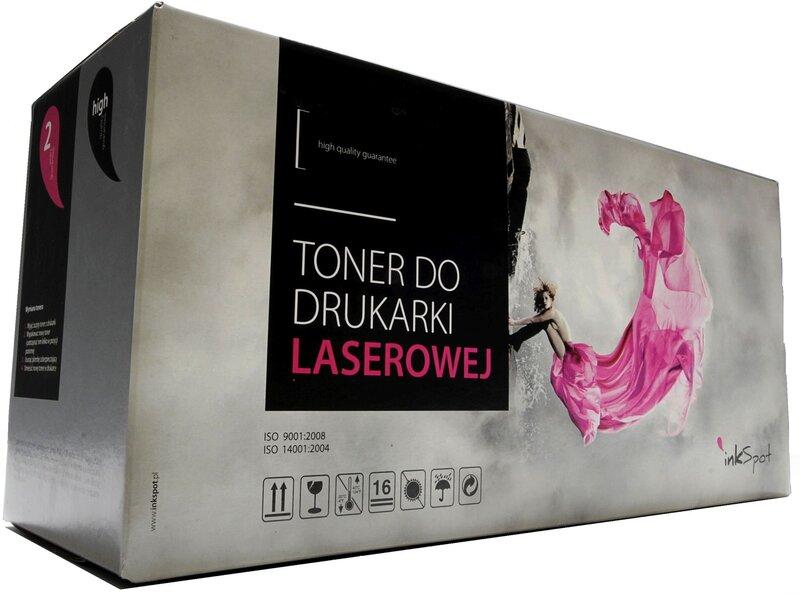 Toneris INKSPOT skirtas lazeriniams spausdintuvams (HP) (juoda) HP Color Laserjet 3500, HP Color Laserjet 3550, HP Color Laserjet 3700
