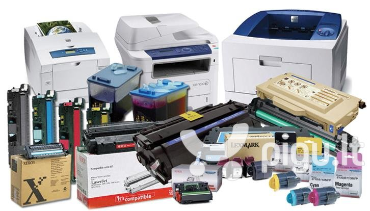 Toneris INKSPOT skirtas lazeriniams spausdintuvams (HP) (juoda) HP Color Laserjet 2600, HP Color Laserjet 1600, HP Color Laserjet 2605, HP Color Laserjet CM1015, HP Color Laserjet CM1017