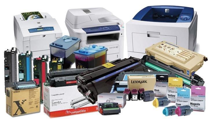Toneris INKSPOT skirtas lazeriniams spausdintuvams (DELL) (juoda) Dell B1260dn, Dell B1265dfw, Dell B1265dnf