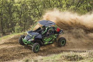Keturratis motociklas Arctic Cat Wildcat X Ltd