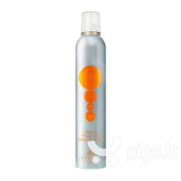 Plaukų putos Kallos KJMN Root Lifter 300 ml