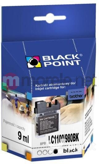 Black Point Brother BPB LC1100/980XLBK kaina