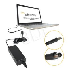 Whitenergy do Dell 90W 19.5V (wtyk 7.4x5.0 + pin)