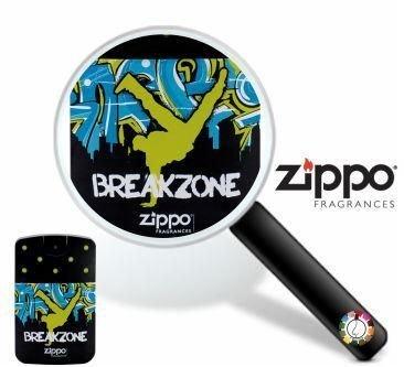 Tualetinis vanduo Zippo Fragrances BreakZone EDT vyrams 75 ml