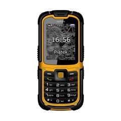 MyPhone Hammer 2 Plus, Geltonas