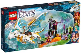 41179 LEGO® Drakonų karalienės gelbėjimas