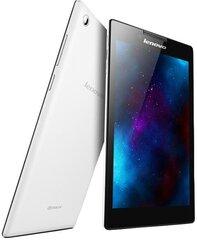 """Lenovo Tab2 A7-30D, 7"""", 3G, Balta"""