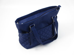 Mamos krepšys Summer Infant Quilted Blue