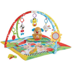 Fisher Price lavinimo kilimėlis Puppy n Pals Learning Gym