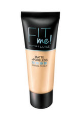Skystas makiažo pagrindas Maybelline New York Fit Me! Matte & Poreless 30 ml