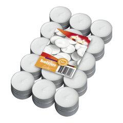 Arbatinės žvakutės, 30 vnt kaina ir informacija | Žvakidės, žvakės | pigu.lt
